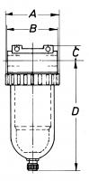 Vorschau: Mikrofilter - G⅜ – G1