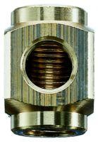 Vorschau: Schnellverschraubungen für Kunststoffschläuche - T-Verteiler