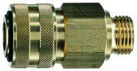 Vorschau: DN 10 Kupplung und Stecker