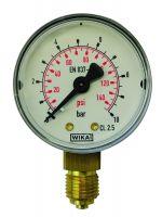 Vorschau: Rohrfeder-Manometer Ø40, Ø50, Ø63