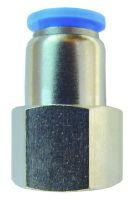 Vorschau: Schnellsteckverbinder - Steckverschraubung