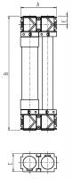 Vorschau: Membrantrockner Typ 494
