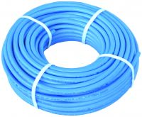 PVC-Druckluftschlauch, Soft, öl-/benzinabw.,6,3 x 2,35 mm, 50 m-Rolle