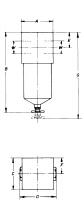 Vorschau: Mikrofilter 60 bar - G⅜ – G1