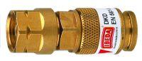 Vorschau: Schnellkupplungen und Stecker nach EN 561, ISO7289