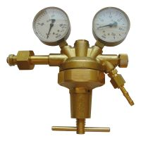 Flaschendruckregler, Kohlendioxid+Argon, 10 bar