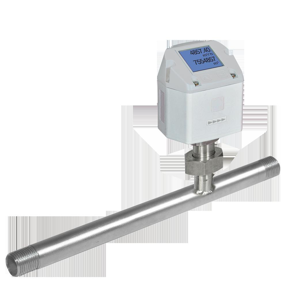 Durchflussmesser für Druckluft und Gase