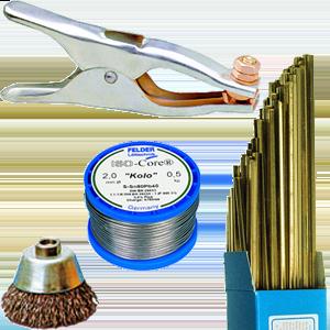 Elektroden-Schweißzubehör