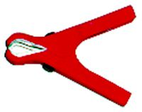 Ladezange teilisoliert rot, 40 A