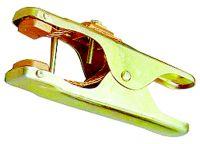 Masseschnellklemme HT, geflochtenes Kupferband, 200 A