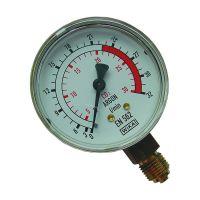 Manometer, 0 - 100 / 50 bar, G1/4