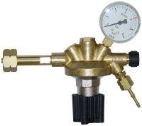 Flaschendruckregler, Propan, einstellbar 0,5 - 4 bar