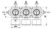 Vorschau: Batteriedruckregler Typ 490 - G¼ – G1