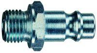 Vorschau: DN 7,2 Standardkupplung und Stecker – Stahl