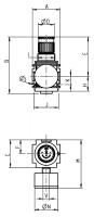 Vorschau: Präzisionsdruckregler Typ 495 - G¼ – G1