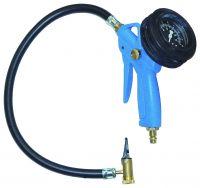 Vorschau: Handreifenfüllmesser pneulight in Pistolenform