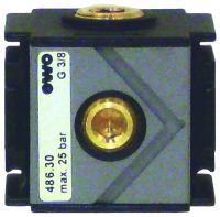 Vorschau: Verteiler Typ 486 - G1/4–G1