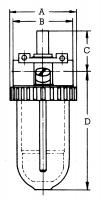 Vorschau: Druckluftöler - G¾ – G1½