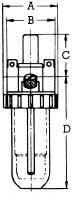 Druckluftöler - G⅛ – G½