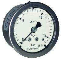 Vorschau: Edelstahl-Manometer