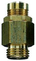 Vorschau: Nicht bauteil-geprüftes Mini Abblaseventil DN 3