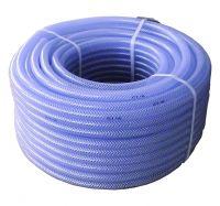PVC-Gewebeschlauch, 6 x 3 mm, 15 bar, 50 m-Rolle